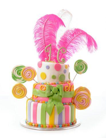 Szülinapi torták