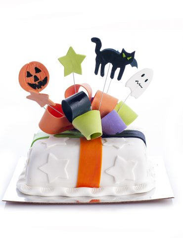 Halloween torták